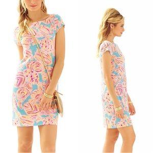 Lilly Pulitzer | Loren Boat Neck Pima Cotton Dress